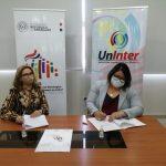 Firma de Acta de Convenio con el Ministerio de Salud
