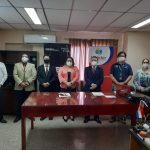 Cooperación Interinstitucional entre la Agencia Espacial del Paraguay y la UnInter